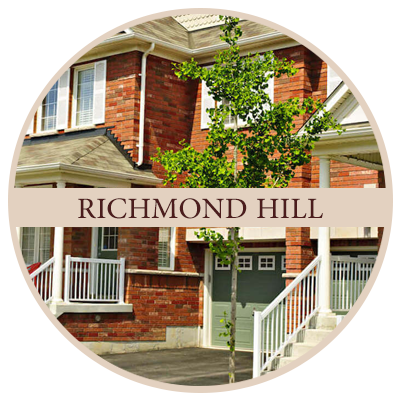 Richmond Hill Listings